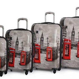 IT Luggage Samara Expandable Hard Shell Spinner Case Set